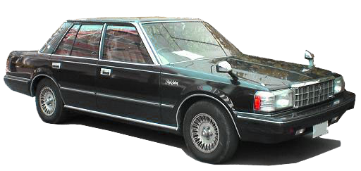 1987 Toyota Crown #12