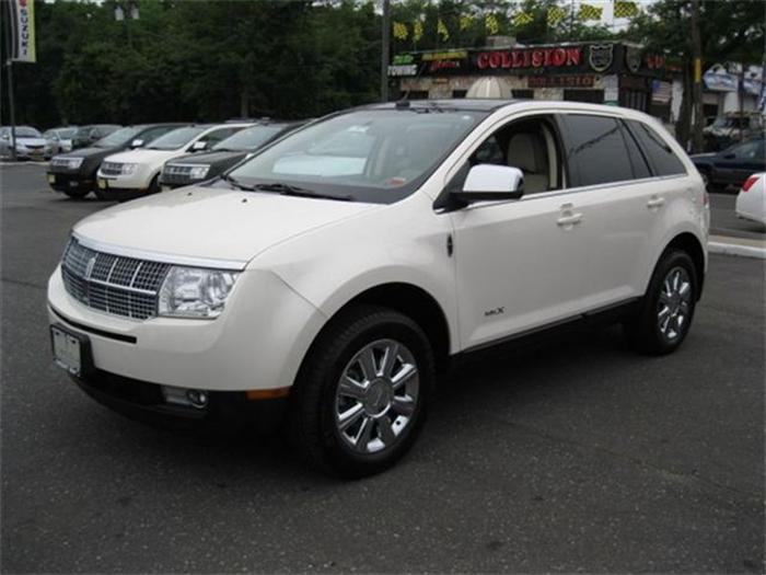 2008 Lincoln Mkx #5