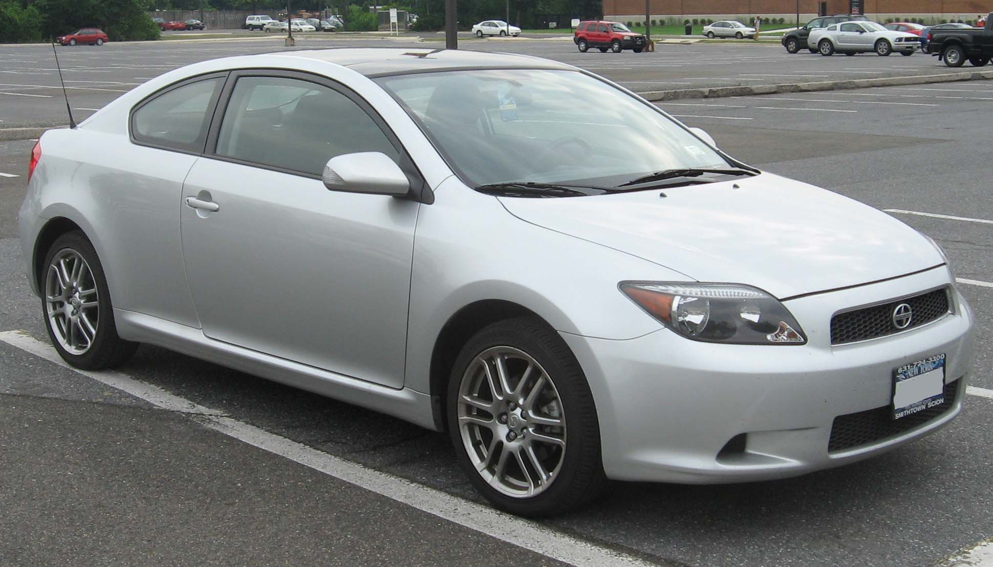 2007 Scion Tc #8