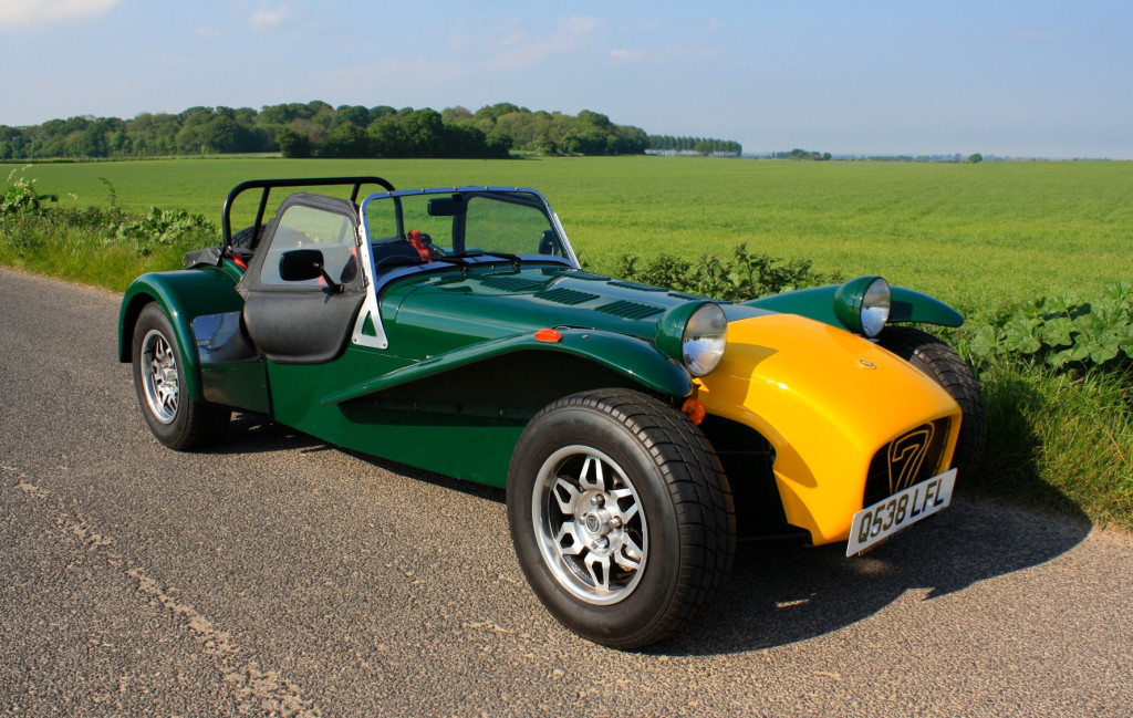 1992 Caterham Super 7 #11