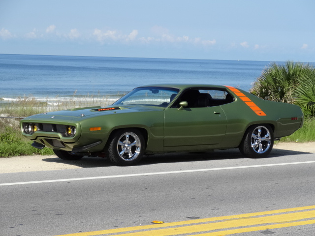1971 Plymouth Road Runner #10