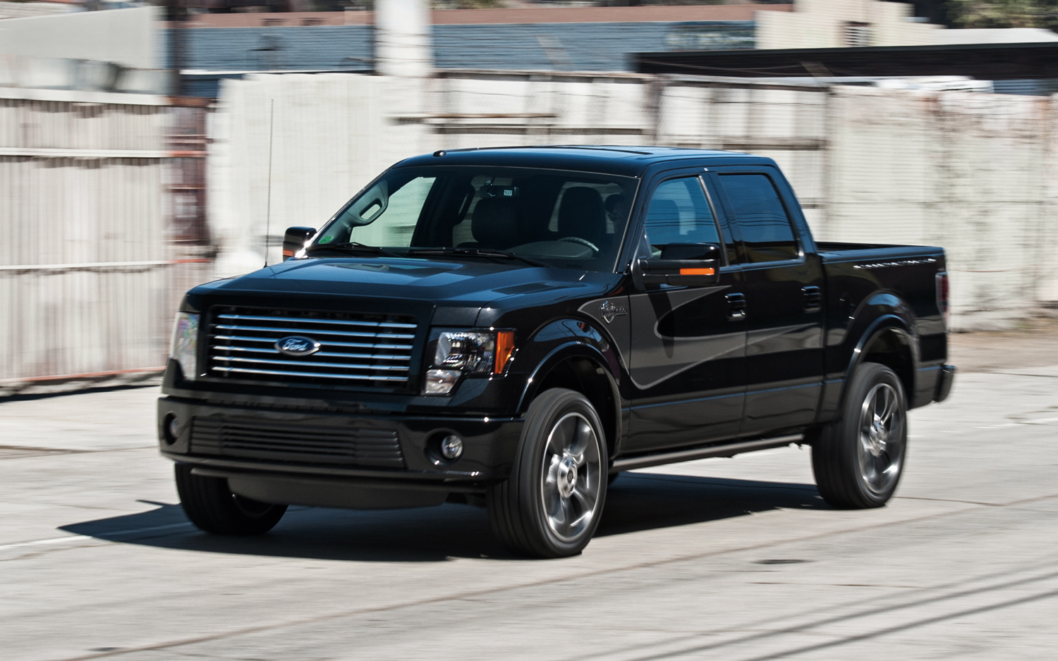 2012 Ford F-150 #8