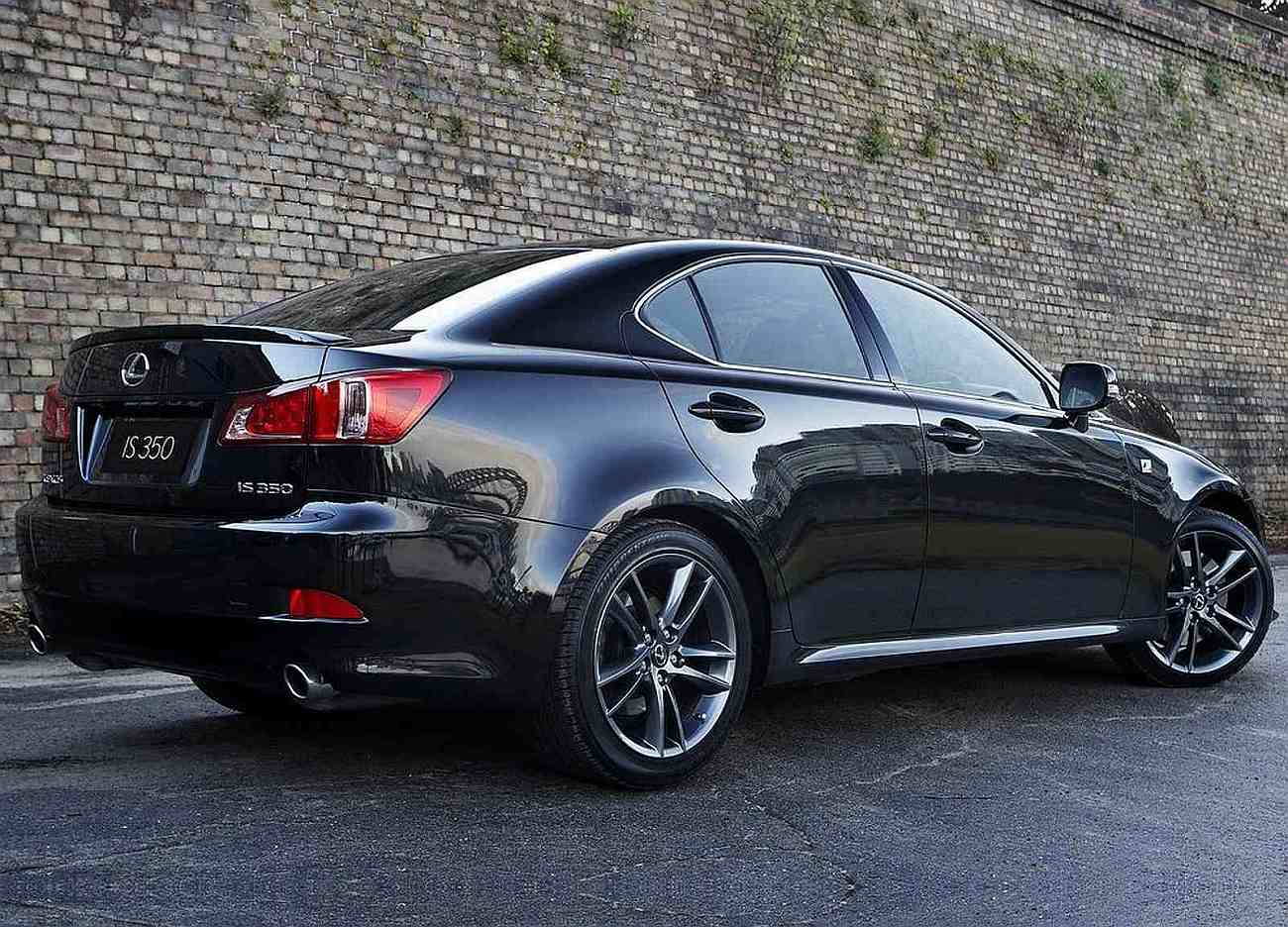 2011 Lexus Is 350 #11