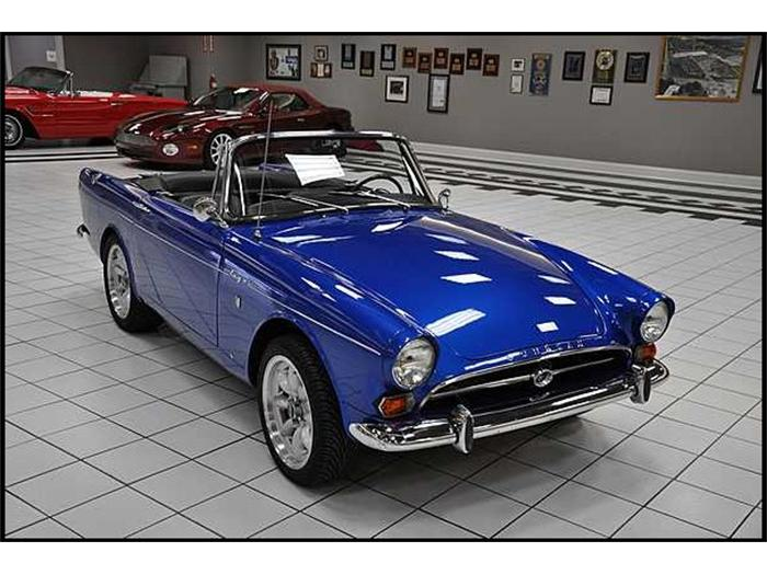 1967 Sunbeam Tiger #10