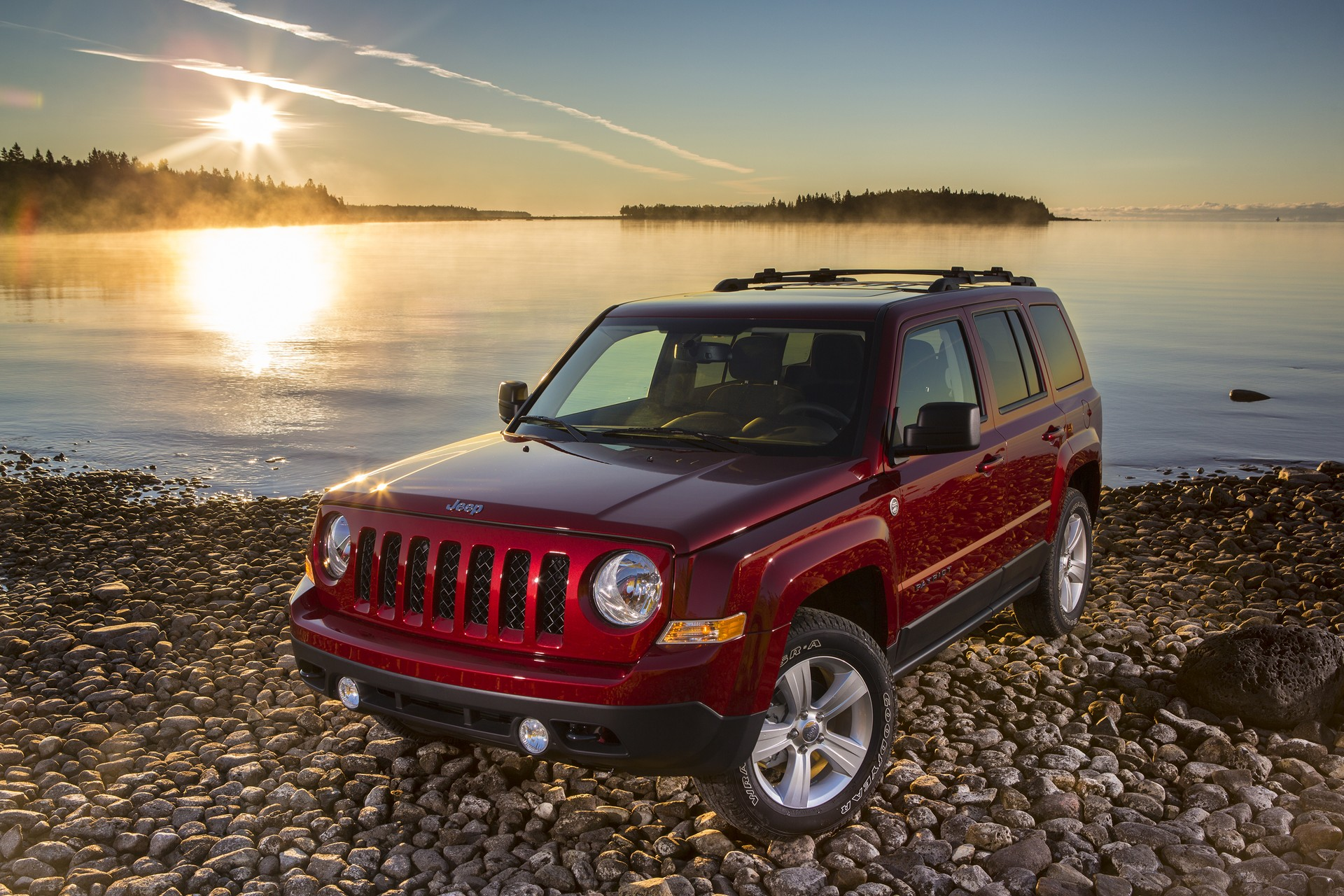 2015 Jeep Patriot #5