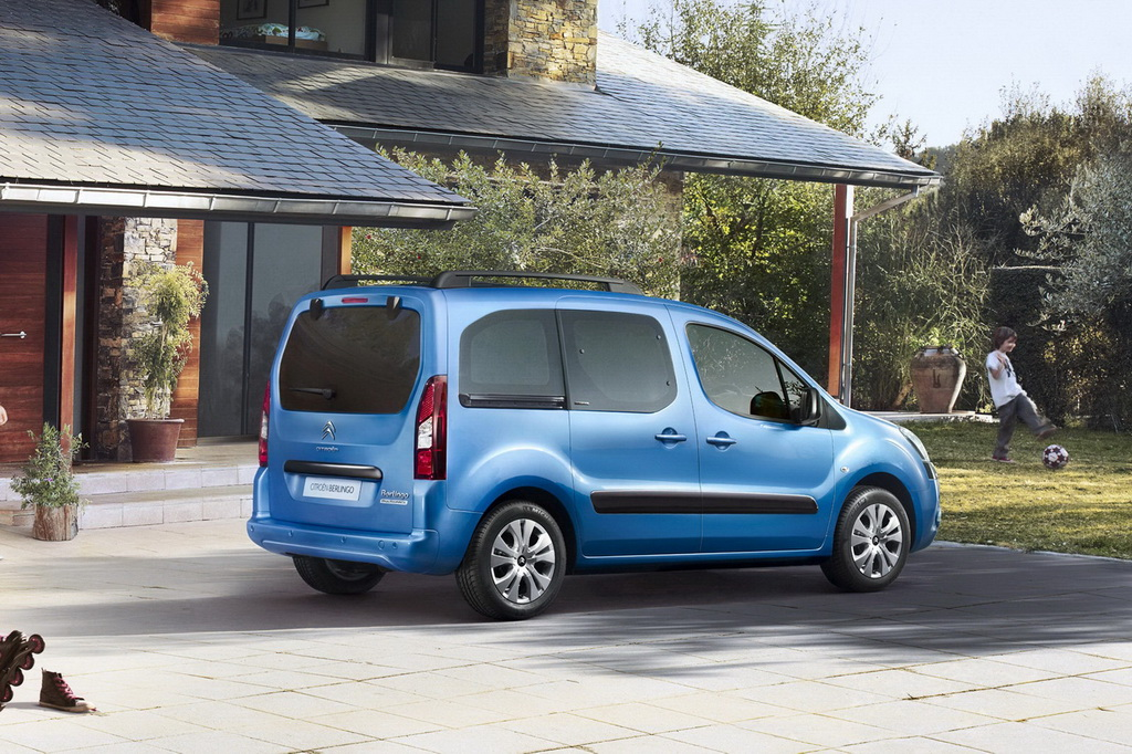 2012 Citroen Berlingo #16