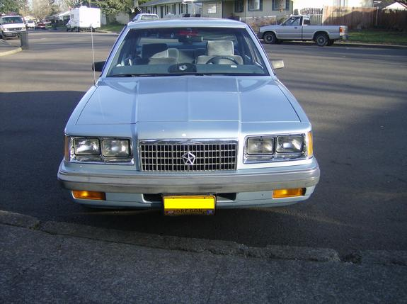1987 Plymouth Caravelle #9