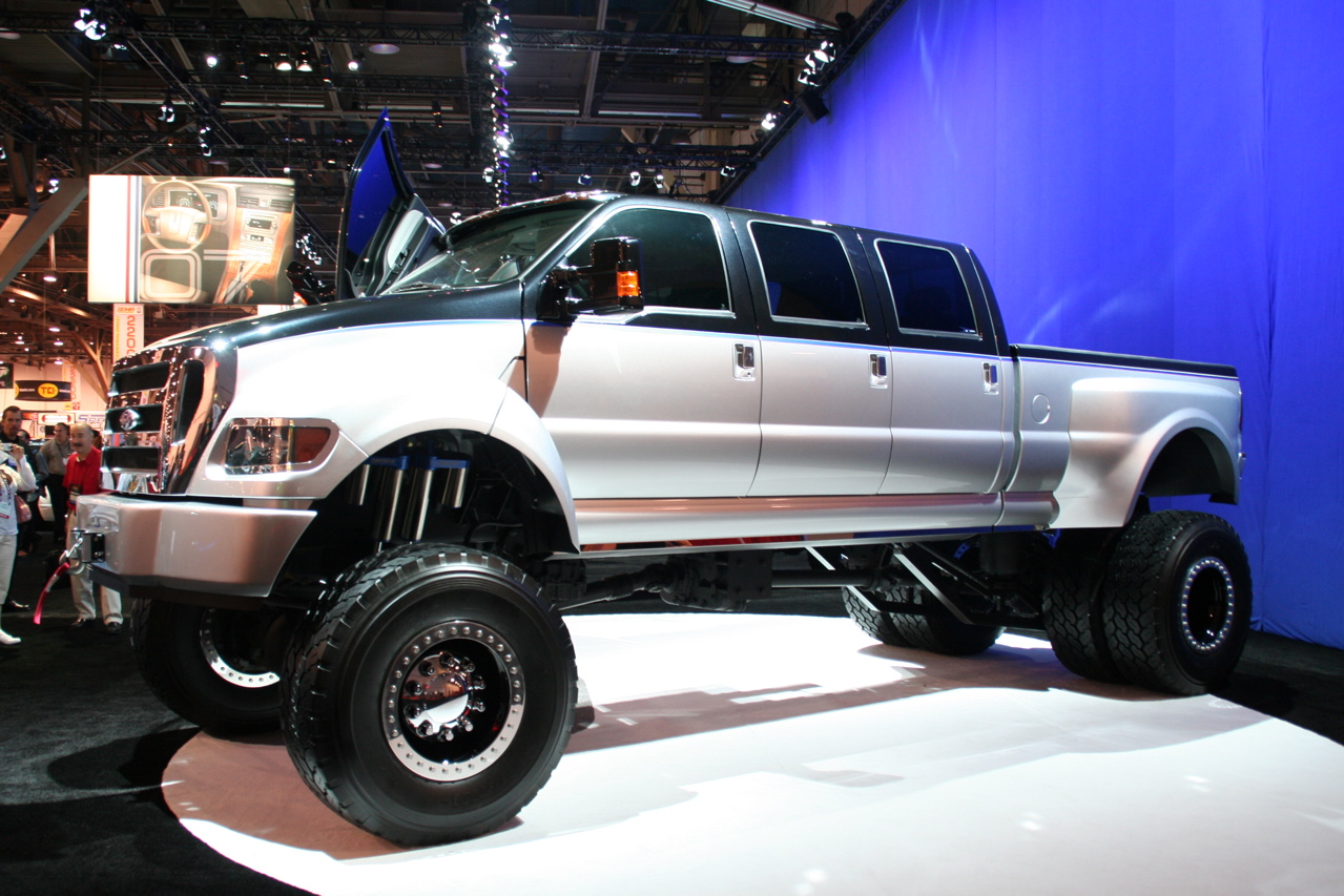 Ford F-650 #6