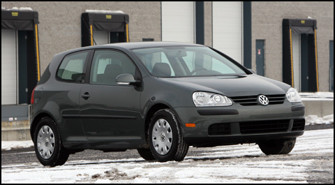 2007 Volkswagen Rabbit #3