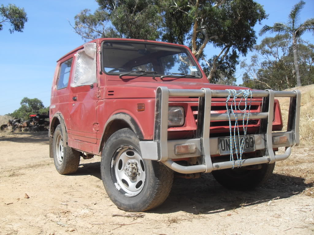 Holden Drover #6