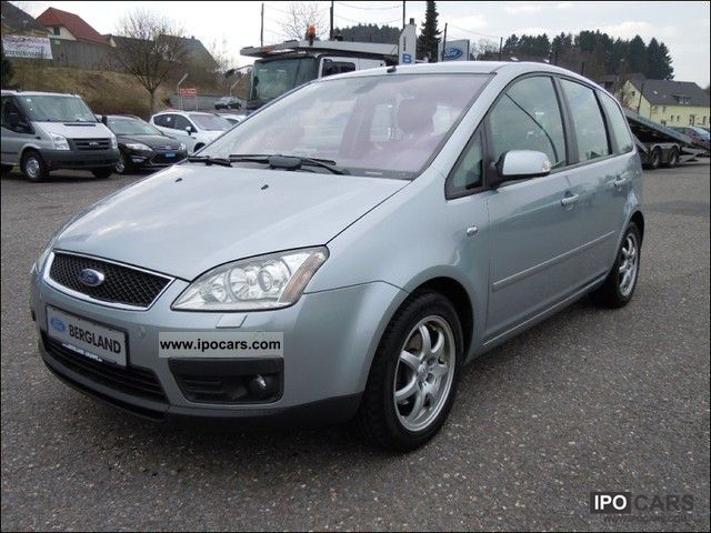 2005 Ford C-MAX #14
