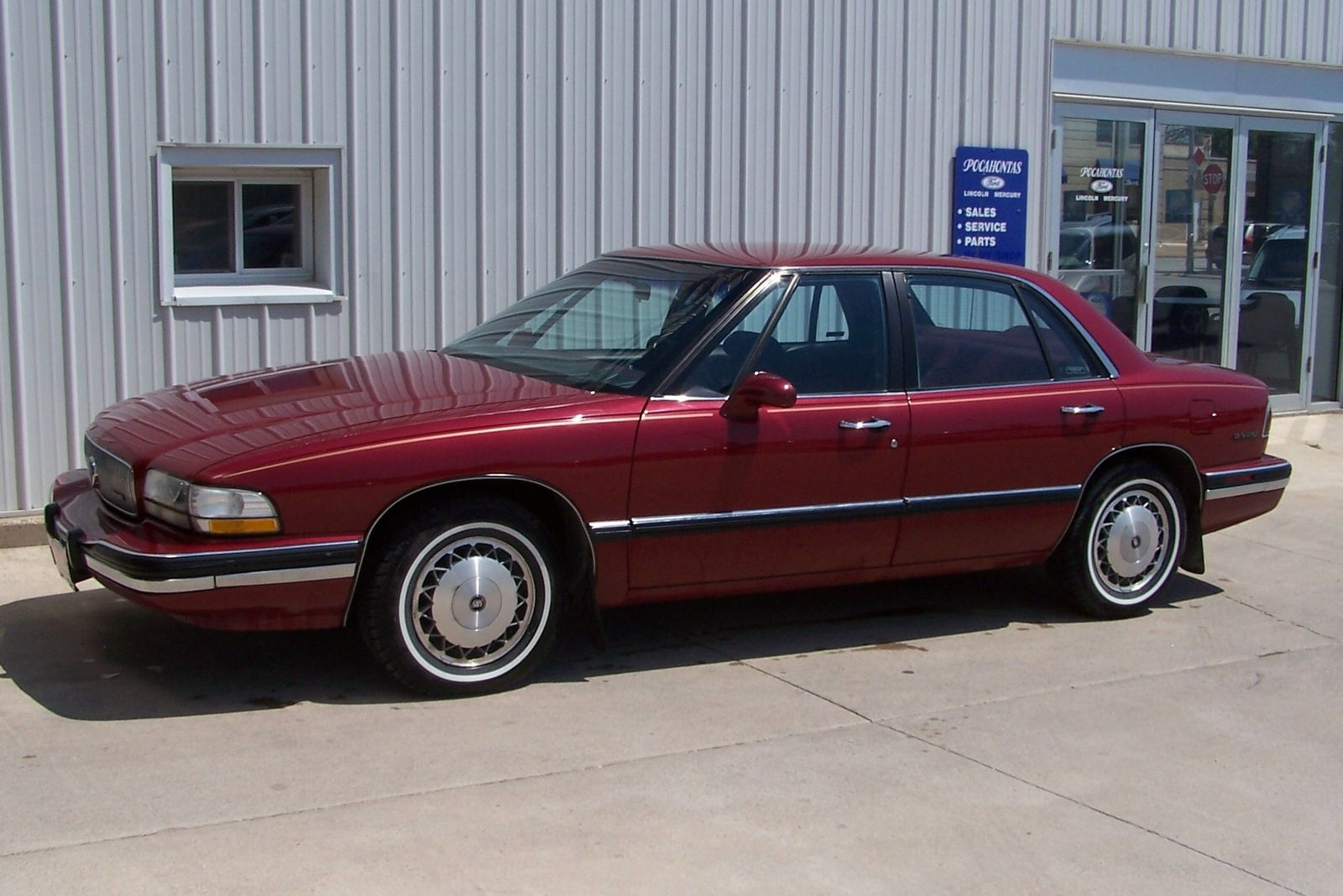 1993 buick lesabre photos informations articles. Black Bedroom Furniture Sets. Home Design Ideas
