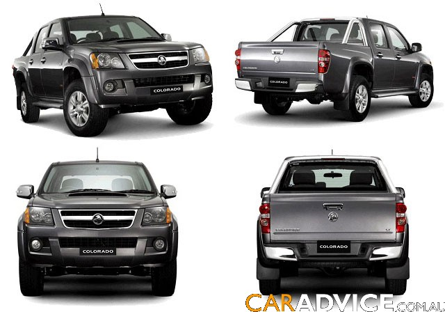 2009 Holden Colorado #7