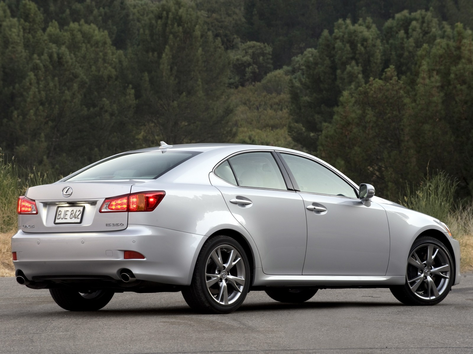 2009 Lexus Is 350 #1