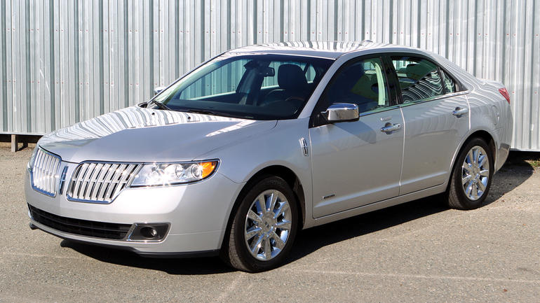 2011 Lincoln Mkz #4
