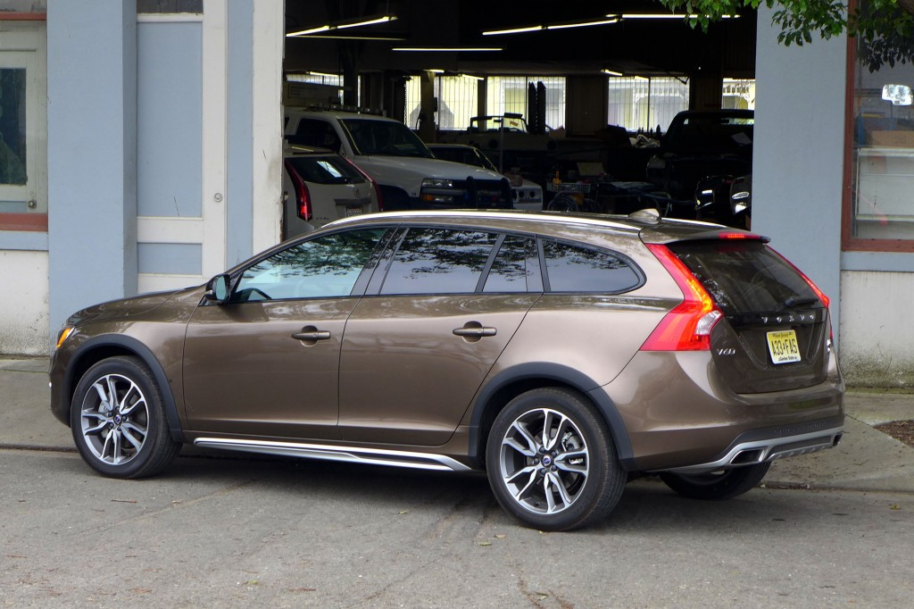 Volvo V60 Cross Country #8