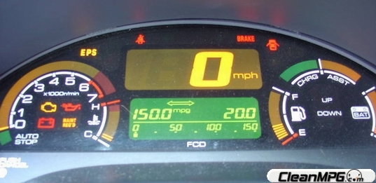 2006 Honda Insight #12