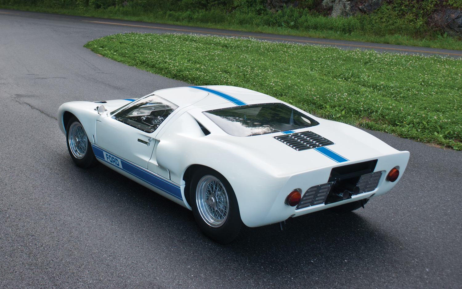 1967 Ford GT 40 #15