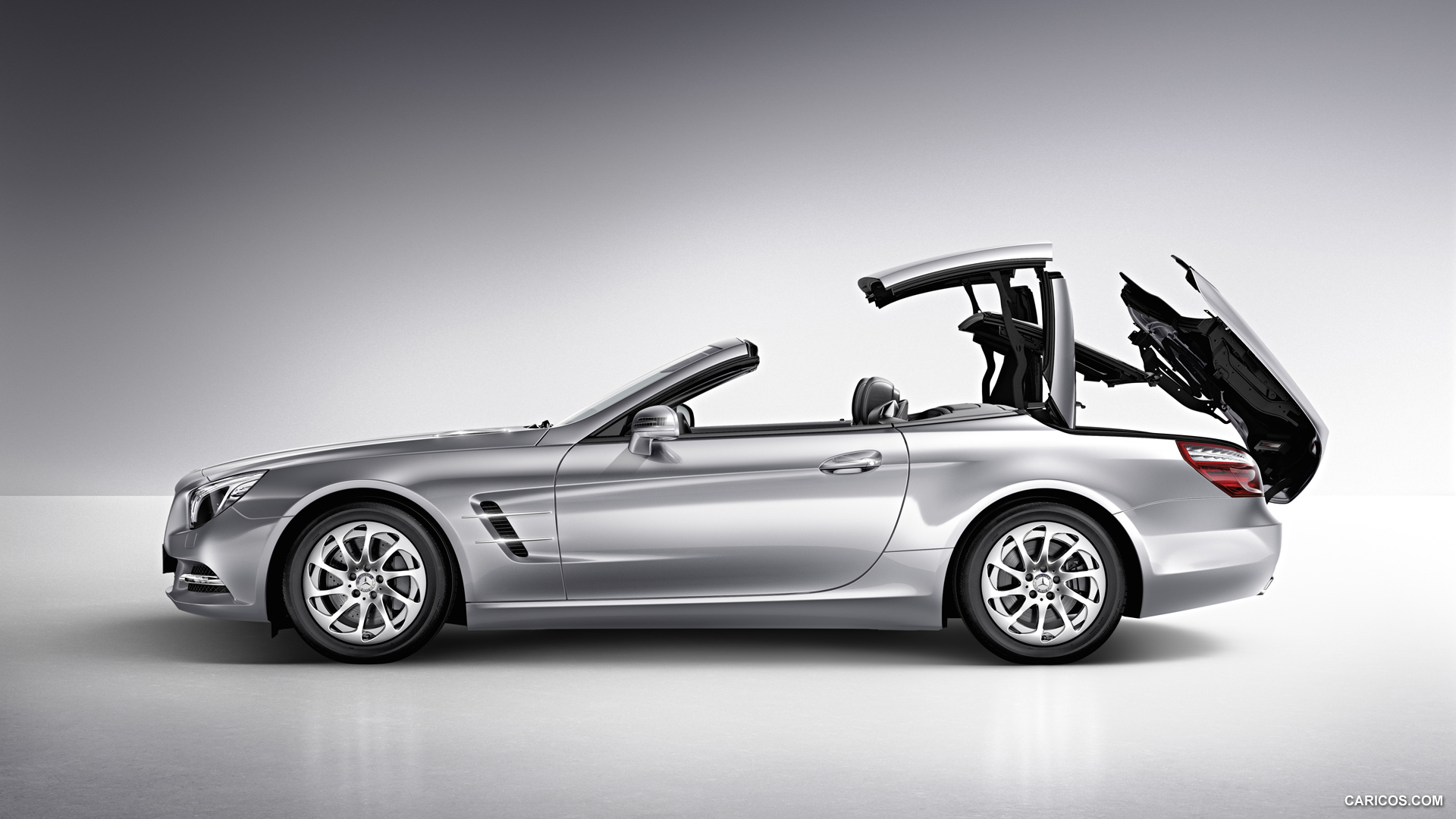 2013 Mercedes-Benz SL #20