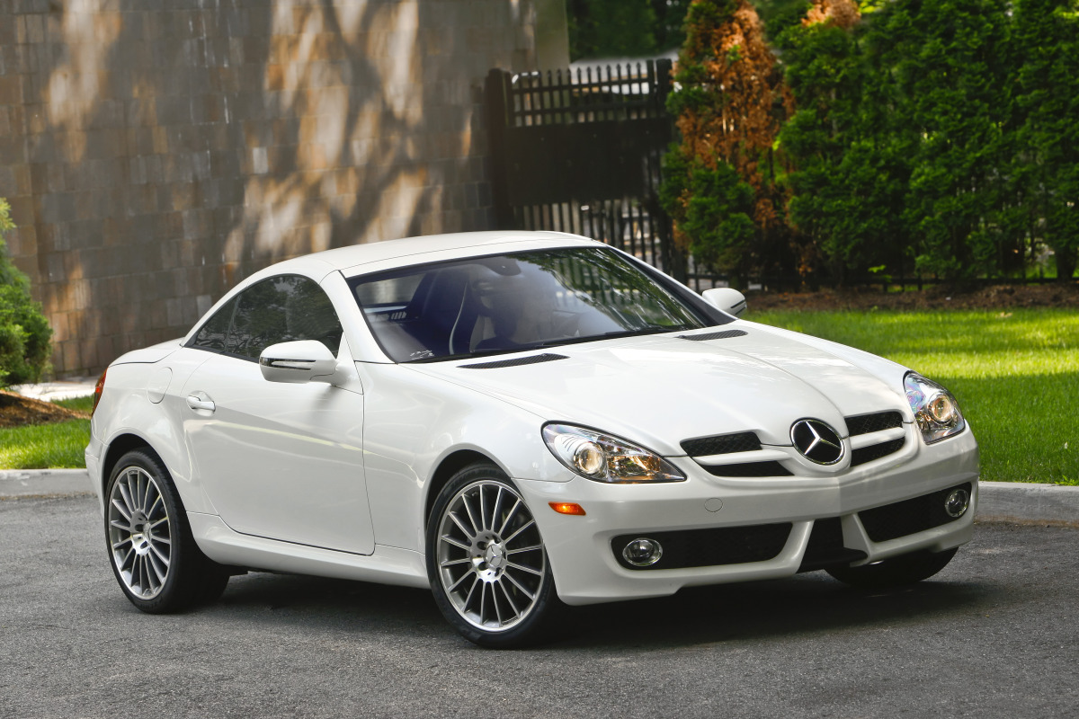 2009 mercedes benz slk photos informations articles for 2010 mercedes benz slk300