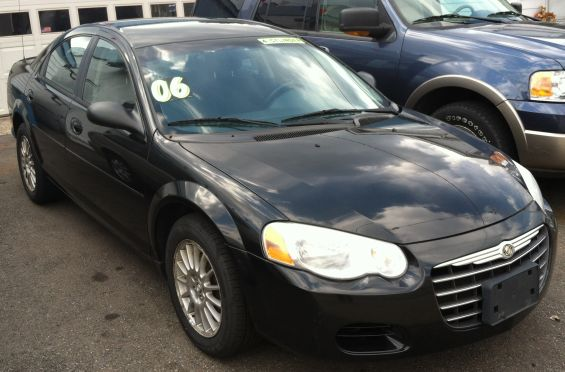 2006 Chrysler Sebring #7