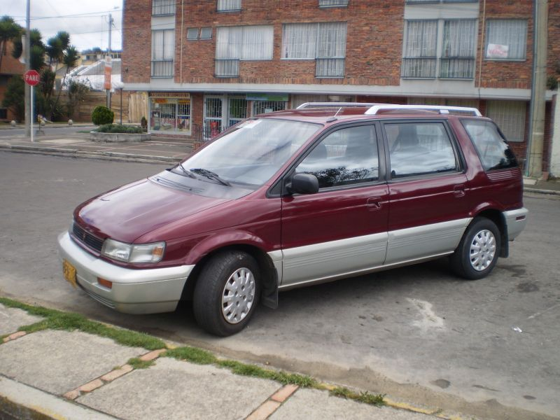 1994 Mitsubishi Space Wagon #6