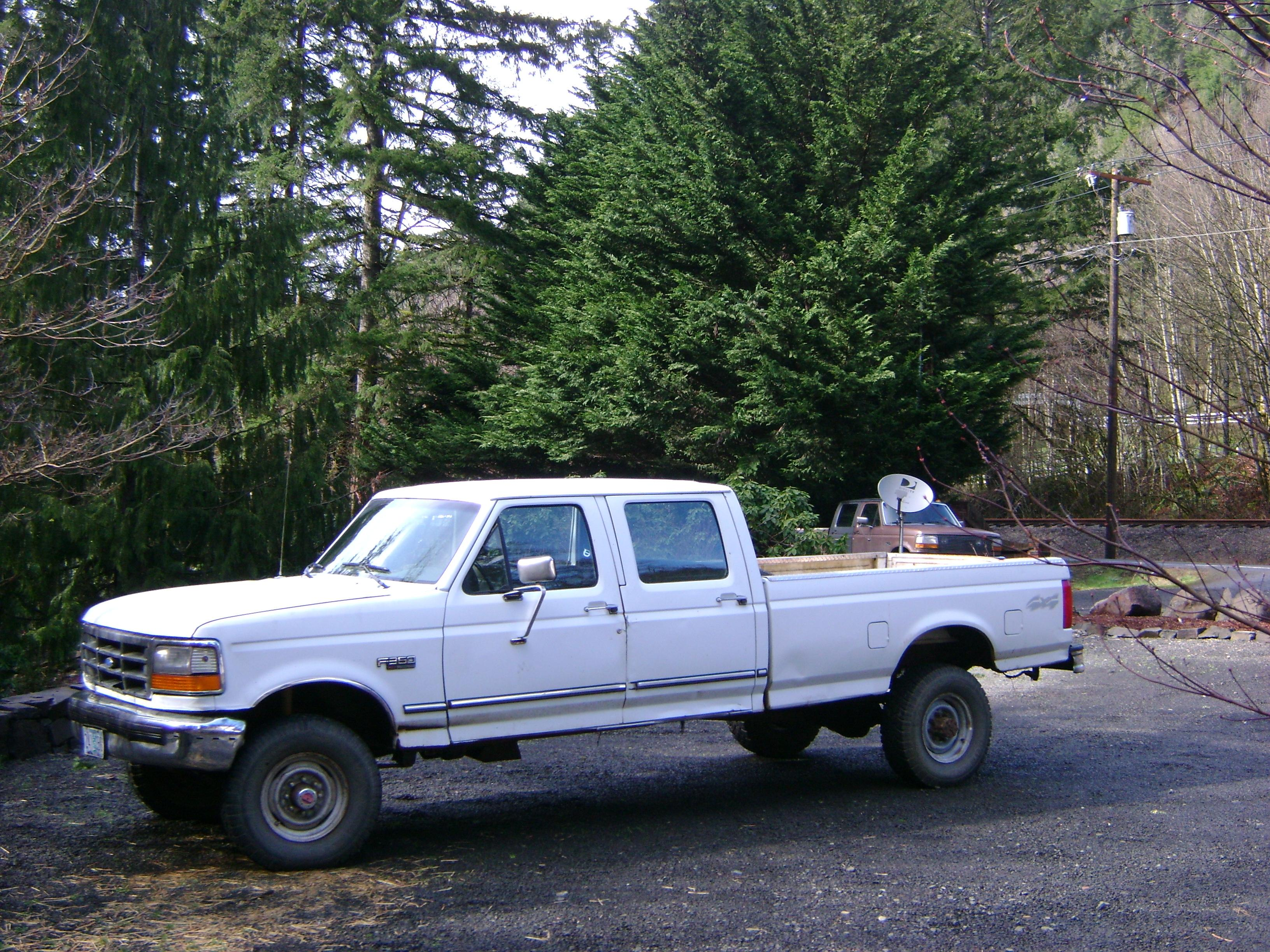1991 Ford F-350 #12