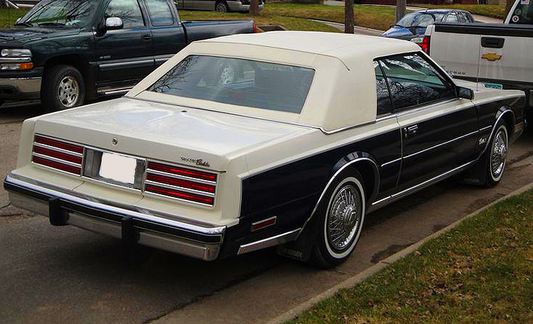 1980 Chrysler Cordoba #9