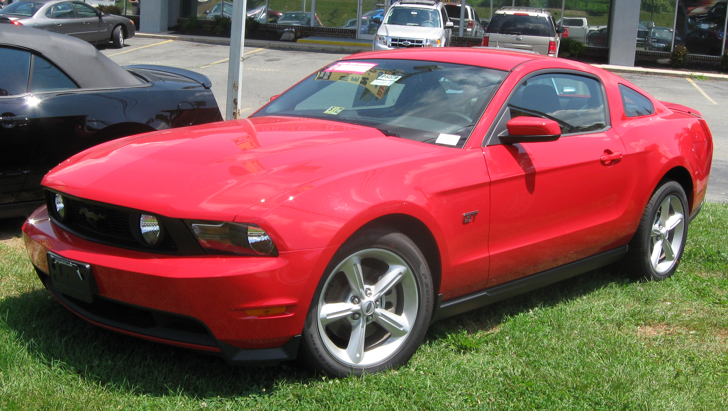 2004 Ford Mustang #17