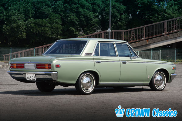 1970 Toyota Crown #5