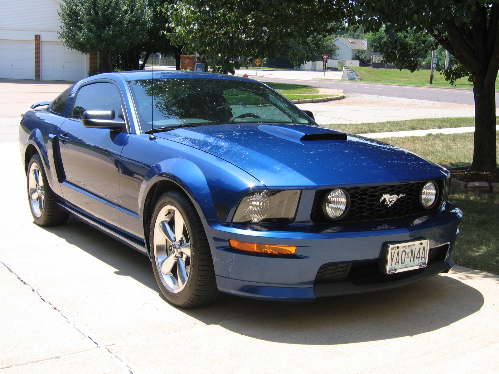 2008 Ford Mustang #11