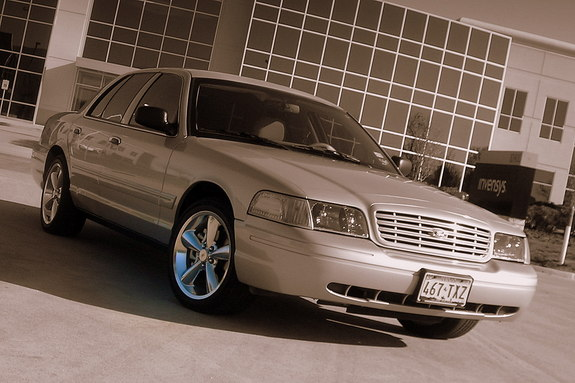 2006 Ford Crown Victoria #18
