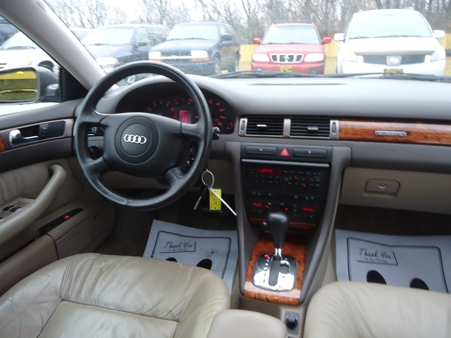 1999 Audi A6 Photos Informations Articles Bestcarmag