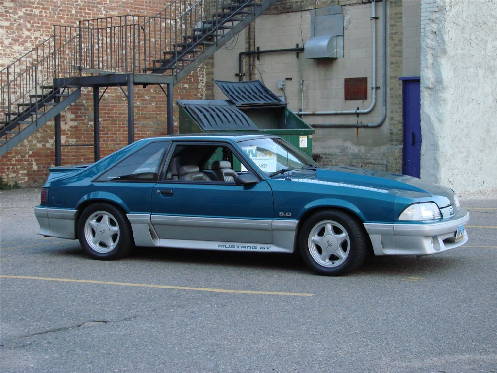 1993 Ford Mustang #6