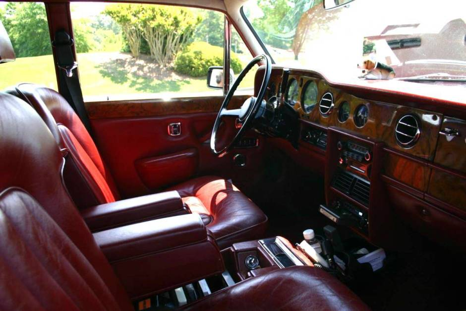 1978 Rolls royce Silver Shadow #7