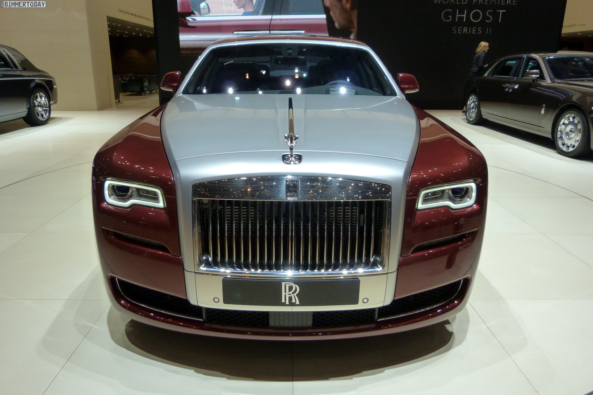 Rolls royce Ghost Series Ii #6