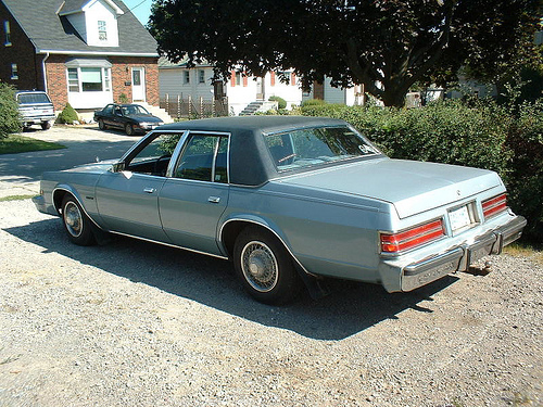 1981 Chrysler Newport #9