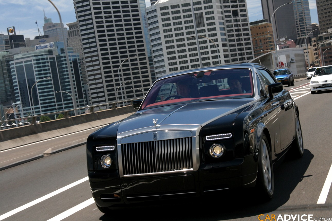 Rolls royce Phantom Coupe #14