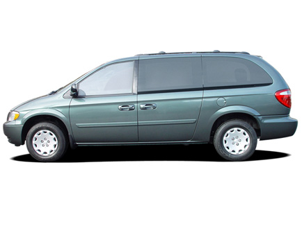 2004 Chrysler Town And Country #9