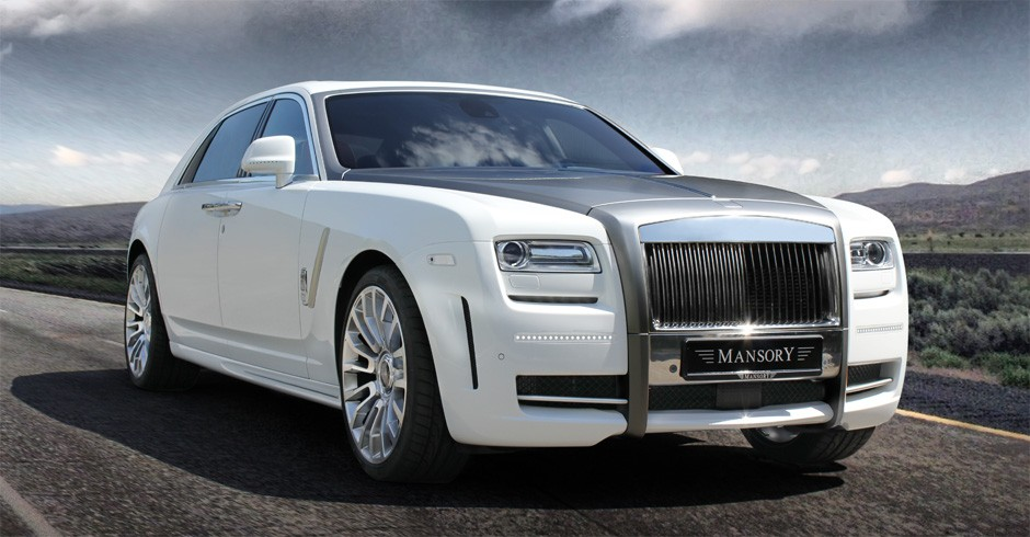 Rolls royce Ghost #3