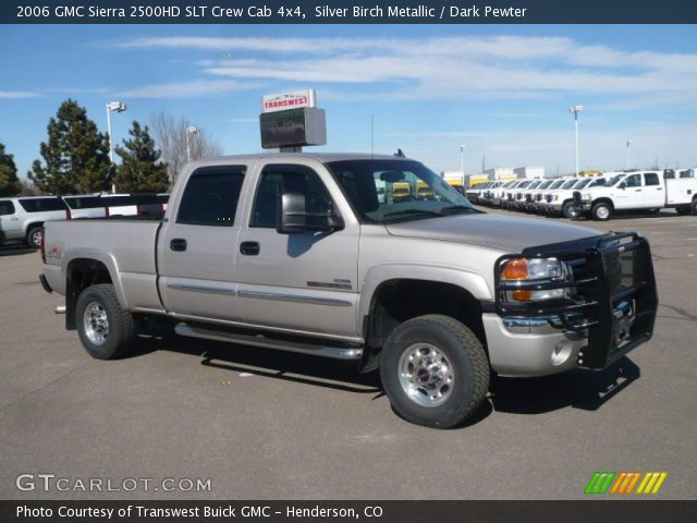 2006 GMC Sierra 2500hd #12