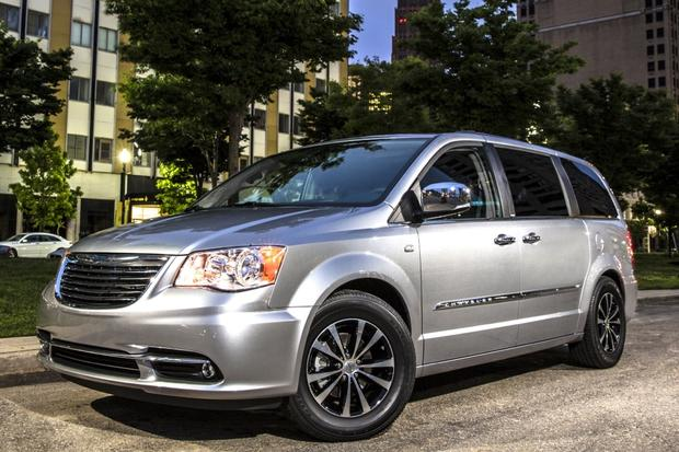 2015 Chrysler Town And Country #5