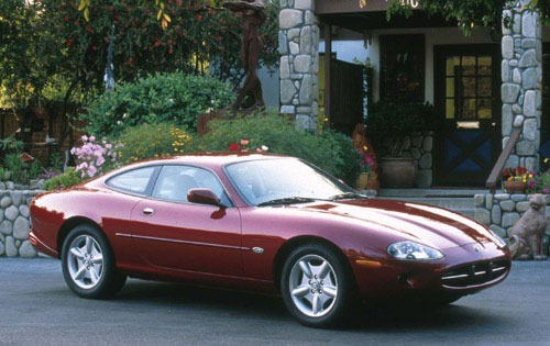 1998 Jaguar Xk-series #1