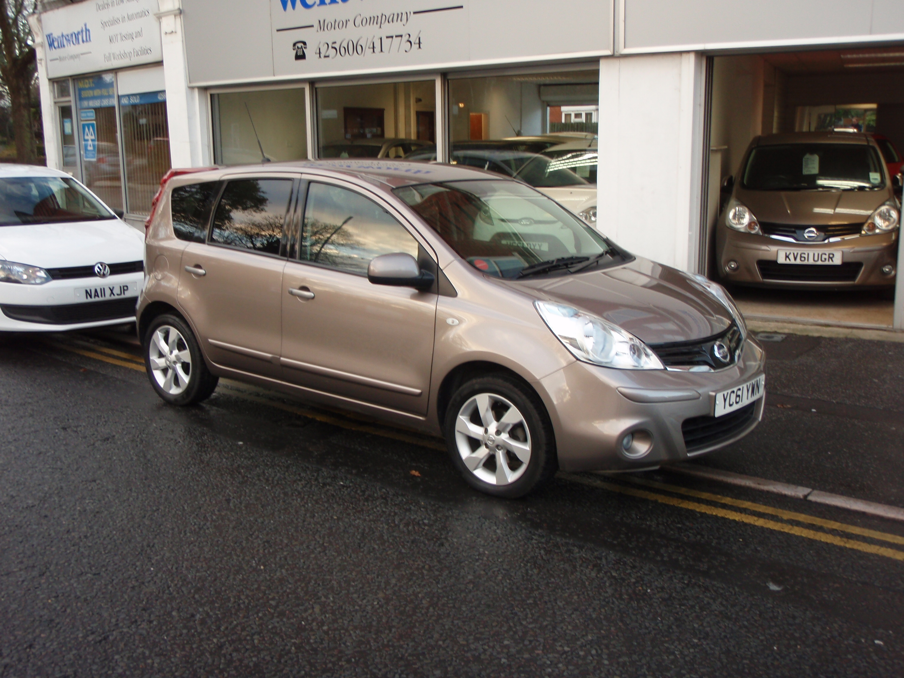 2011 Nissan Note #14