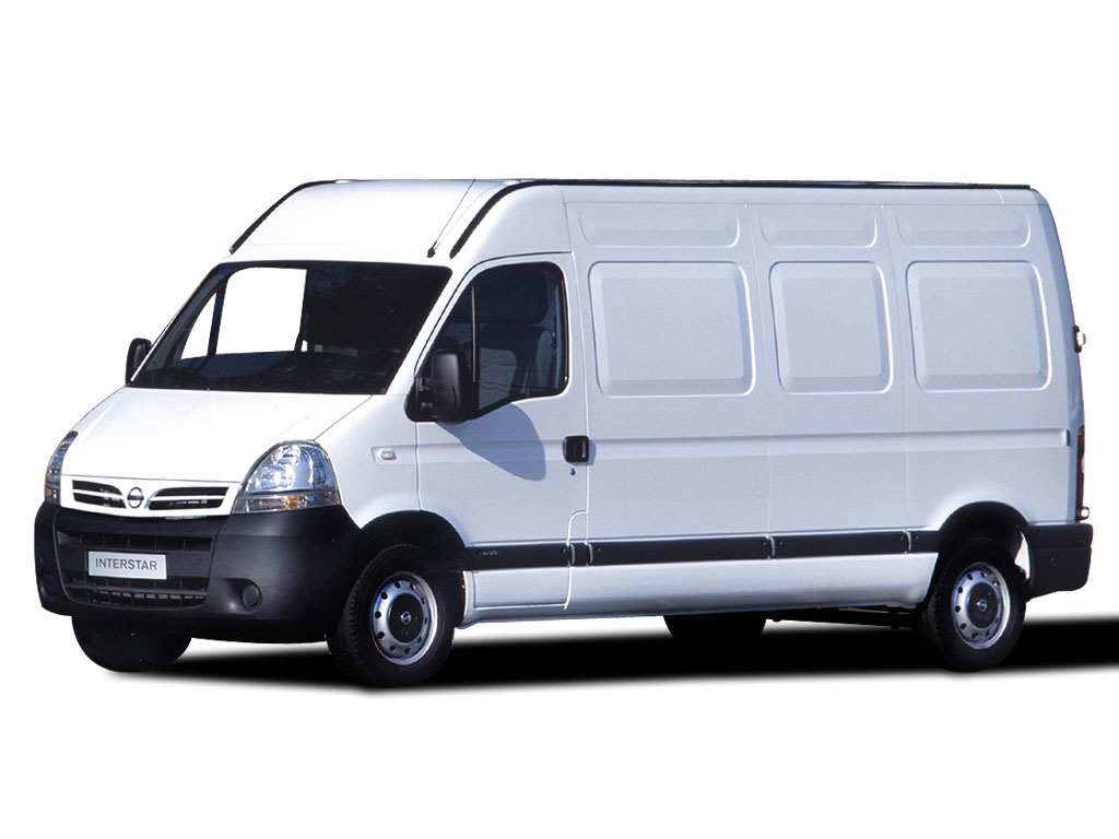 2006 Nissan Interstar #4