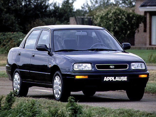 1995 Daihatsu Applause #5