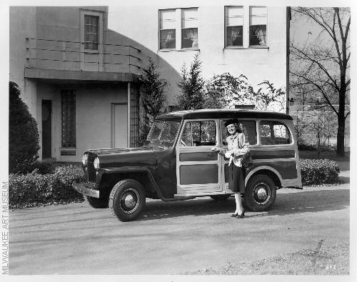 1946 Jeep Station Wagon #8