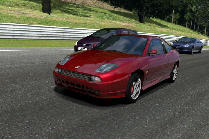 2000 Fiat Coupe #3