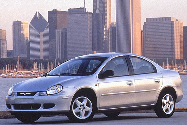 Chrysler Neon #9