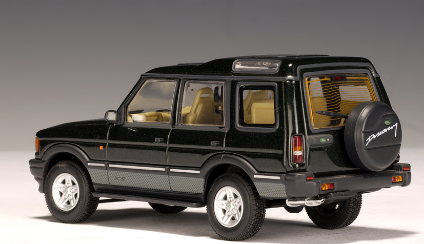 1994 Land Rover Discovery #11